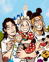 Family Vacation  by BlitheFool