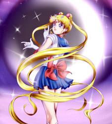 Bishoujo Senshi Sailor Moon by YomiTrooper