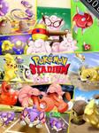 Pokemon Stadium Mini-Games by YomiTrooper