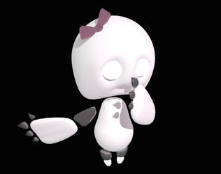 Ghostbaby by Snuggly-Duckling