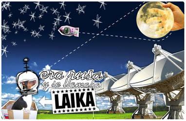 Laika. by luisdaq8