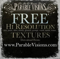 Free Hi Resolution Textures by parablev