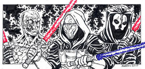 Star Wars: Sith Lords WIP by ElfSong-Mat