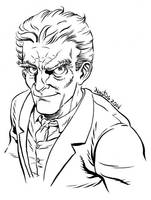 Doctor Who: 12th Doctor by ElfSong-Mat