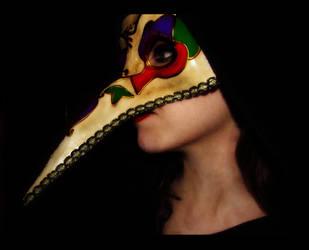One mask too many by Original-Hypnotika