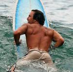 surfer ass by axe25