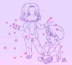 Flowers by subaru87