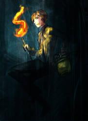 Pyromaniac by asahirureiko