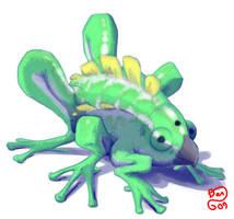 V-frog by bensen-daniel