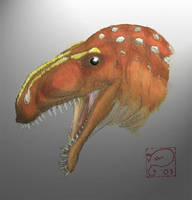 Masiakasaurus  knopfleri by bensen-daniel