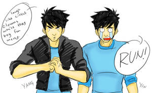 Jackie Chan Adventures:YinYang by Kime-baka-onee-chan
