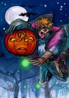 Haikyuu - Halloween - szentjanosbogar by deidara1444