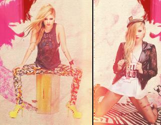 Avril Lavigne by Galenia