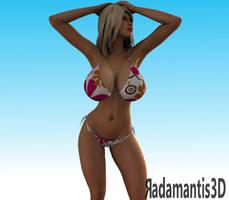 3d Big tits by Radamantis3d