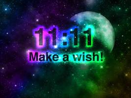 Make a wish... by xBlueAngelx