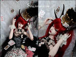 The Queen of Hearts 2 by Sarqq