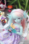 Tea Party Wafers by Sarqq