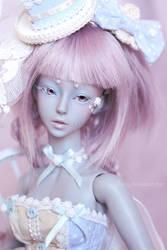 Carnival Girl II by Sarqq