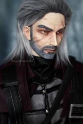 Holy beard! :D by Sarqq