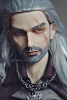 White Wolf II by Sarqq