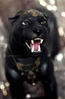Glorious beast by Sarqq