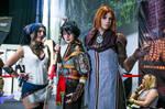 Dragon Age Team by Songbird-cosplay