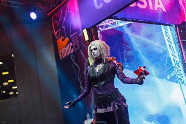 Mara Sov at Comic Con Russia by Songbird-cosplay