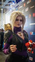 Mara Sov at Comic Con Russia 2016 by Songbird-cosplay