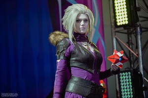Nice photo from the stage by Songbird-cosplay