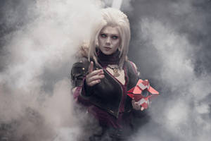 Open the Reef to the Guardians! Let the Hunt begin by Songbird-cosplay