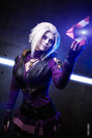 Ghost will guide u through the darkness,Guardian by Songbird-cosplay