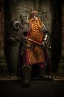 Magni Bronzebeard - World of Warcraft by Hogal