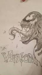 venom by gabrielsart89