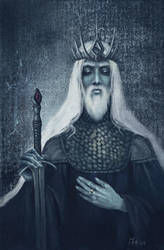 Witch King by MeliHitchcock