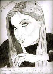 drawing by Darsek