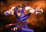 Eiji Kisaragi-AOF 2 by PhantomStudio-Tommy