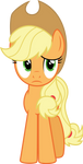 [Vector] Applejack #2 by DerAtrox