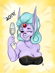 Happy New Earth Year, Humans! by BleachedKitten