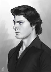ChristopherReeve by mipatafria