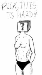 Practice Sketch #3 by Morphodite17