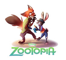 Zootopia :: Fanart :: by 7-Days-Luck
