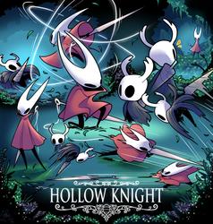 Hollow Knight Fanart - Hornet Battle by 7-Days-Luck