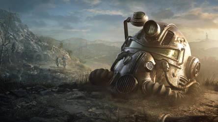 Fallout 76 Wallpaper by otrixx