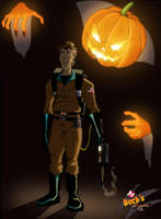 Happy Halloween 08 by MikeBock