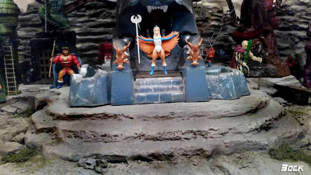 Eternia Diorama 6 by MikeBock