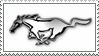 Mustang stamp by rapidator
