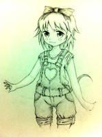Cherry-chan by hitchu-kun