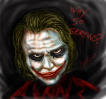 Why So Serious? by danidipps