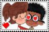 Clyde X Lynn Stamp by nintendomaximus