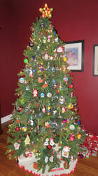 Our Christmas Tree for 2018 by nintendomaximus